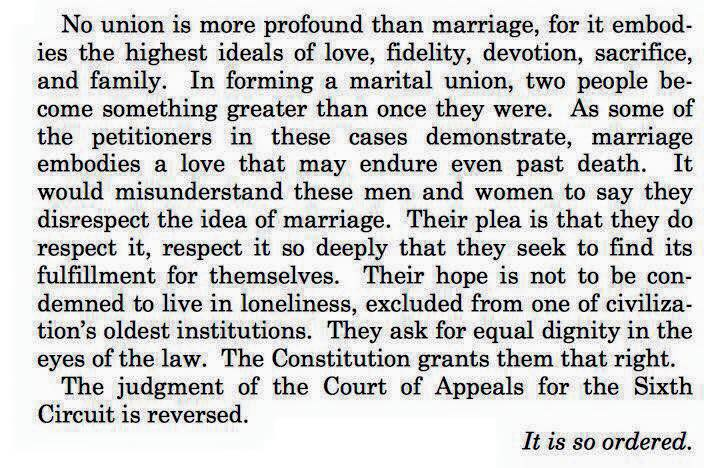 anti gay marriage essay A law institutionalizing gay marriage would merely reinforce a healthy social trend.